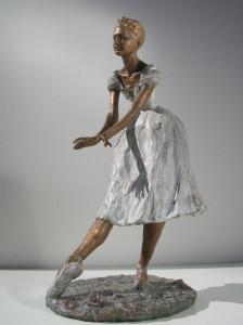 Danza dei petali cm.33x16x18 anno 2001