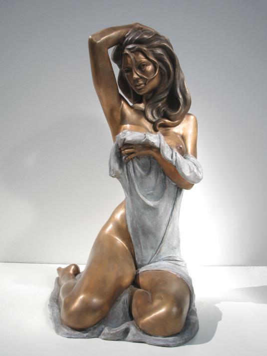 Statua in bronzo - Statua Nuda