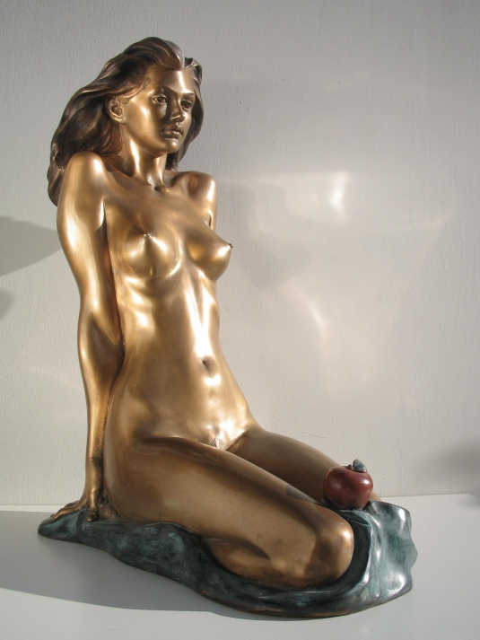 Statua bronzo - Nudi artistici