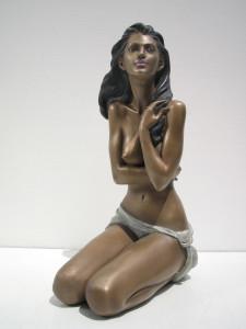 Statua bronzo - Statua donna – Nudi artistici