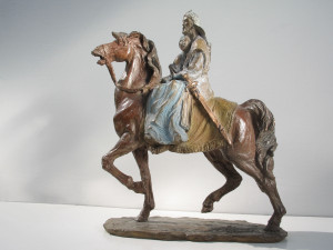 Statua in bronzo – Aida