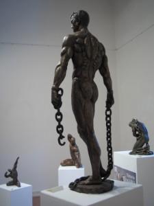 Scultura in bronzo - Traguardi